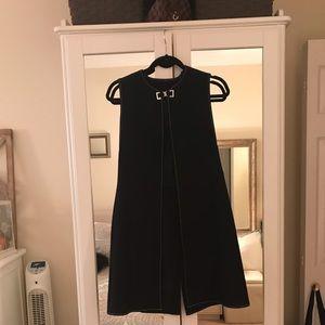 Zara Long Vest